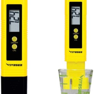 VIVOSUN PH Meter Digital PH Tester Pen for Water